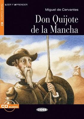 Don Quijote de la Mancha | Libros | Cideb - Black Cat