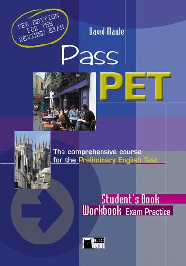 Pass PET   Books   Cideb - Black Cat Publishing - School Books