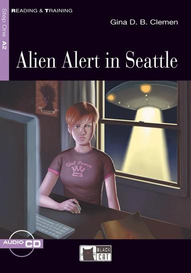 Image result for alien alert in seattle black cat cideb