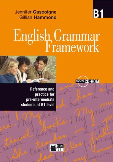 English Grammar Framework B1 | Books | Cideb - Black Cat