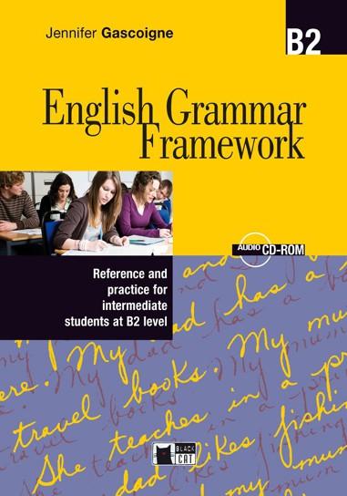 English Grammar Framework B2 | Books | Cideb - Black Cat