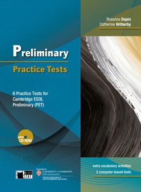 Preliminary Practice Tests | Books | Cideb - Black Cat