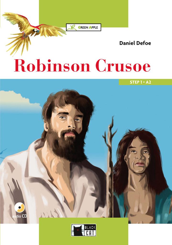 Robinson Crusoe - Daniel Defoe   Lectura Graduada - INGLÉS - A2 ...